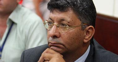 د. إبراهـيم نـوار مسئول الشئون السياسية لبعثة الأمم المتحدة فى العراق (سابقاً)