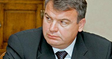 استدعاء وزير الدفاع الروسى السابق للشهادة أمام المحكمة فى قضية فساد