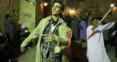 """التعنت الأمنى يعكر احتفالات """"طاز"""" بالمولد النبوى"""
