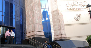 """صحفيو """"المصرى اليوم"""" يتضامنون مع """"مسلم"""" ويطالبون بحل الأزمة"""