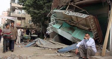 رئيس حى العجوزة: إزالة محلات على أراضى الدولة أسفل كوبرى أرض اللواء