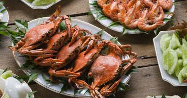الأكلات البحرية تفجر الطاقة والحيوية فى جسم الإنسان فتجعله متألقا مع محبوبته  S32009913346