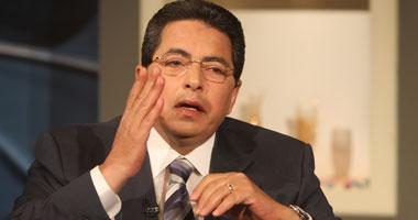 الإعلامى محمود سعد