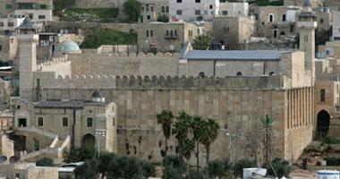 """""""الأوقاف الفلسطينية"""": كذب وتزوير إسرائيلى بخصوص سقف الحرم الإبراهيمى"""