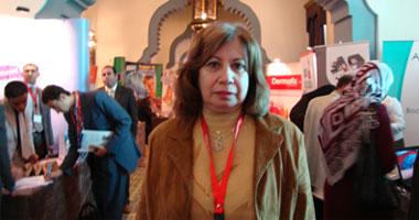 الدكتورة مهجة حنا جرجس استشارى أمراض الجلدية
