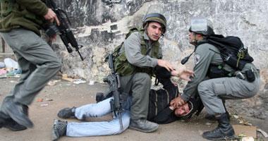 قوات الاحتلال الإسرائيلى تعتقل 3 أطفال خلال مواجهات غرب مدينة رام الله