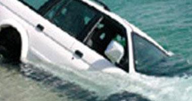 مصرع 10 بينهم 6 أطفال بعد غرق سيارة فى نهر بروسيا