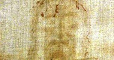 كفن  المسيح الذى يستعد الفاتيكان لعرضه