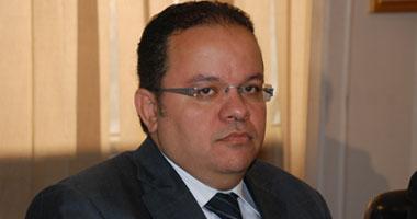 خالد سرى صيام رئيس البورصة