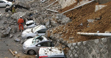 زلزال جديد يضرب مناطق فى جاوا الشرقية بأندونيسيا