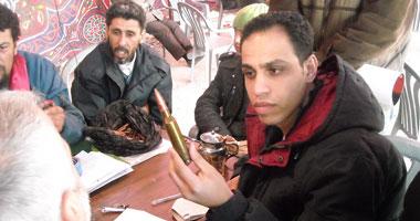"""بالصور..""""اليوم السابع"""" فى مدينة """"البيضاء"""" الليبية صاحبة الشرارة الأولى لثورة 17 فبراير.. وقصة الشهيد المصرى الذى فتح مخازن السلاح للثوار"""
