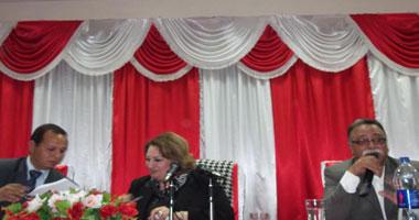 نائب رئيس الدستورية العليا: المادة