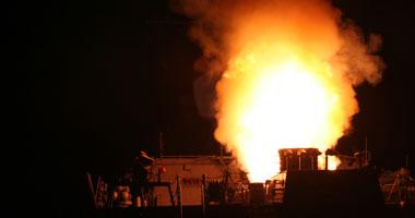 هجمات قوات القذافى - صورة ارشيفية