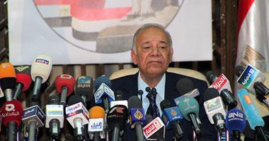 المستشار الدكتور محمد أحمد عطية رئيس اللجنة القضائية العليا