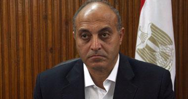 اللواء محمود يسرى مدير المباحث الجنائية