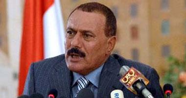 الرئاسة اليمنية: صالح يتخلى منصبه