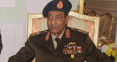 المشير طنطاوى رئيس المجلس الأعلى للقوات المسلحة