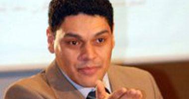 الدكتور معتز عبد الفتاح المستشار السياسى لرئيس مجلس الوزراء د.عصام شرف