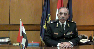 اللواء أحمد جاد- مساعد وزير الداخلية رئيس أكاديمية الشرطة
