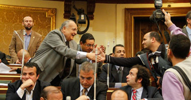 مصور جريدة الشروق والنائب