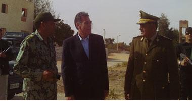 اللواء عثمان ناجى مدير أمن الوادى الجديد