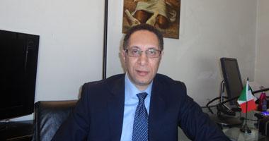 محمد عبد الجبار رئيس قطاع السياحة الدولية، بهيئة تنشيط السياحة