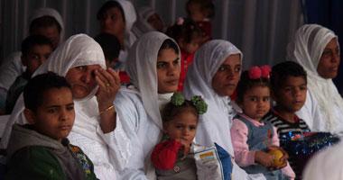 بدء احتفال عيد الأم بسجن النساء فى القناطر