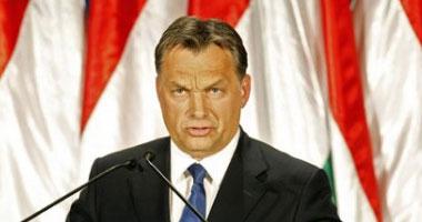 رئيس وزراء المجر: اعتقال أى لاجئ يدخل البلاد بشكل غير شرعى