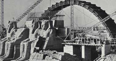 16 معبدا تم نقلها خوفا من الغرق ضمن مشروع إنقاذ آثار النوبة.. تعرف عليها