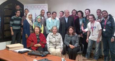 بالصور.. الحفل الختامى لمهرجان مصر للعلوم الثانى لرعاية المواهب الشابة