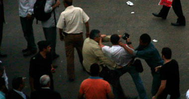 اعتداءات على الصحفيين - أرشيفية
