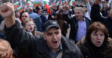 بلغاريا: اشتباكات بين الشرطة ومحتجين حاولوا حصار البرلمان