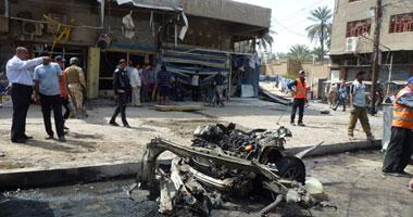 مقتل 5 فى تفجبر بنقطة للتفتيش شمال العراق