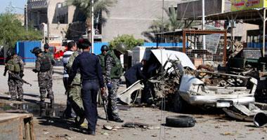 مقتل 21 مدنيًا فى تفجيرات بسيارات مفخخة واشتباكات بالعراق