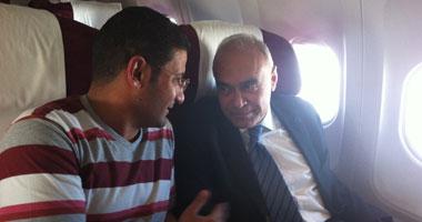 وزير الخارجية: القبض على قذاف الدم ليس صفقة مع الليبيين.. ولدينا 3 شروط قبل تسليمه.. عمرو: علاقتنا ب S3201324175618