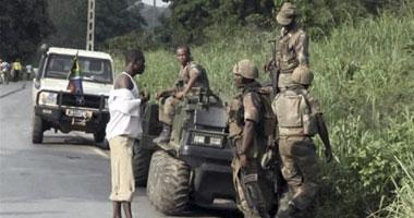 تحرير 67 رهينة احتجزتهم جماعات مسلحة في افريقيا الوسطى