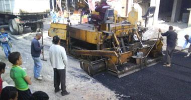 المرور: تطوير وتوسعة طريق دهشور وإنشاء كبارى فى أكتوبر للحد من الحوادث