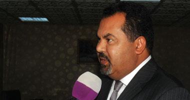 وكيل وزارة الخارجية الليبية عبد الرزاق القريدى
