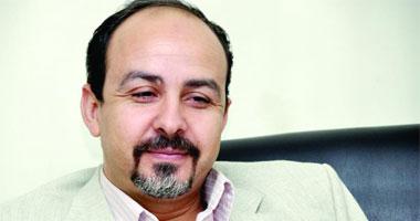 أحمد الحضرى نائب رئيس تحرير مجلة الإذاعة والتليفزيون