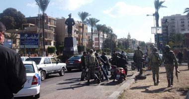 ضبط 5 من الإخوان بتهمة التحريض على العنف ببورسعيد