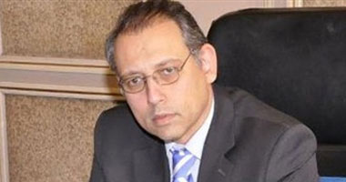 سفير مصر فى لبنان نزيه النجارى