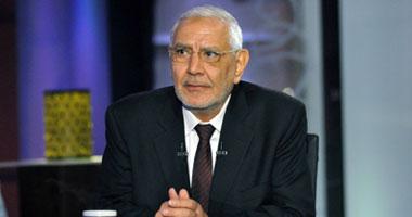أبو الفتوح عن مشاركته بمؤتمر مع ممثلين لإيران وحزب الله: هاجمت نظام الأسد أمامهم