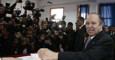الرئيس الجزائرى عبد العزيز بوتفليقة
