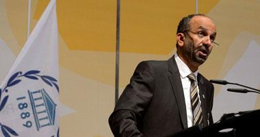 أحمد محمد الجروان رئيس البرلمان العربى