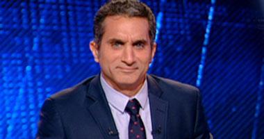 باسم يوسف يشكر فريق الدفاع عنه بعد بطلان حكم تغريمه 100 مليون جنيه