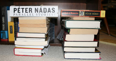 """""""بيتر ناداس"""" من صحفى ومصور بالقطعة إلى جائزة الآداب الأوروبية"""
