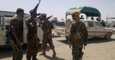 قوات الجيش اليمنى تحبط تسللا لمليشيا الحوثى غرب تعز
