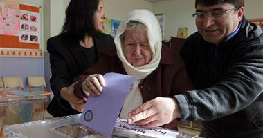 بدء التصويت فى انتخابات الرئاسة التركية فى المعابر الحدودية