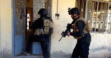 الشرطة العراقية تعلن إصابة 3 جنود بنيران قناص فى العاصمة بغداد