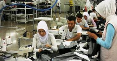 البحث عن مجهولين سرقوا مصنع ملابس بالجيزة